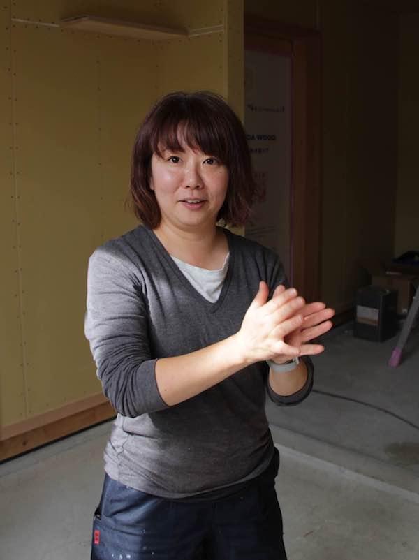 工務店代表・建築士山本明香さん