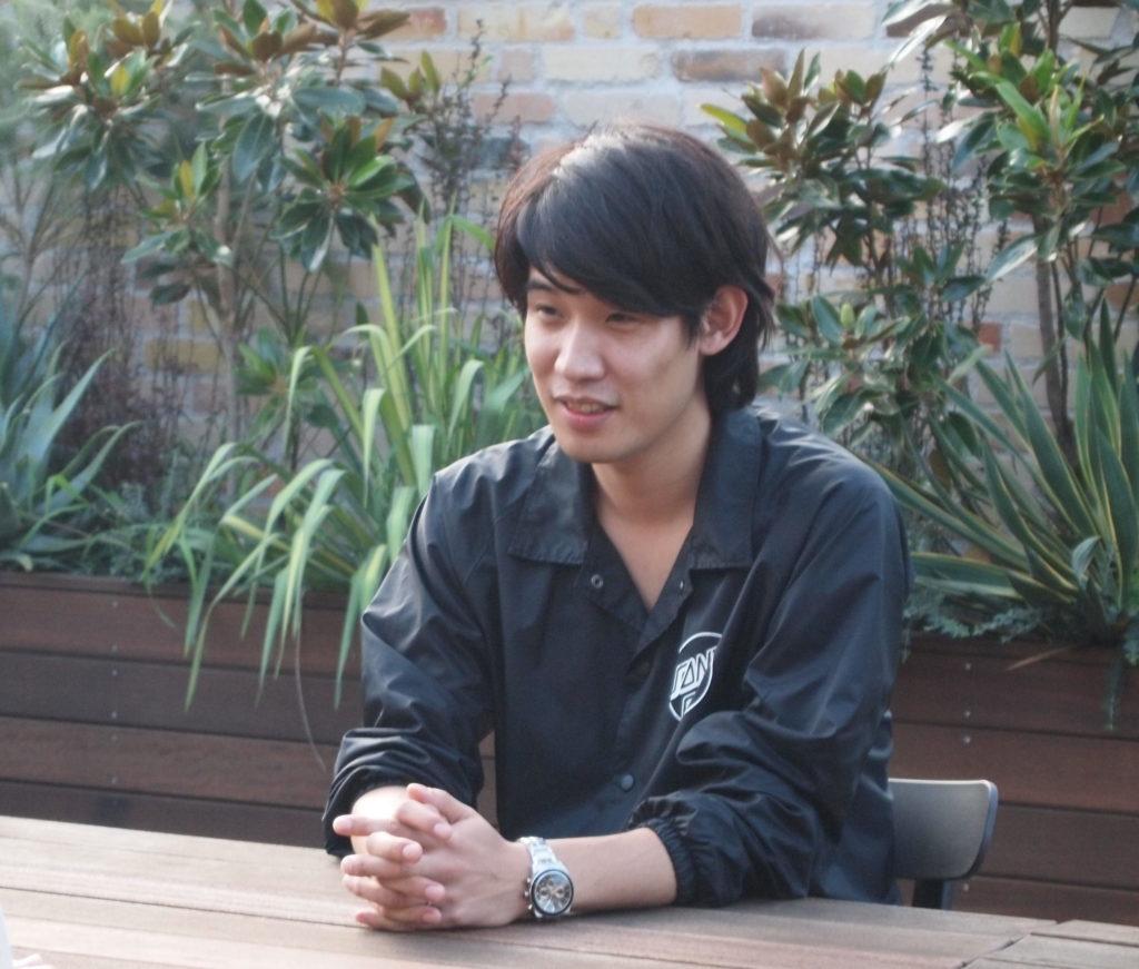 牛島悟さんインタビュー画像1
